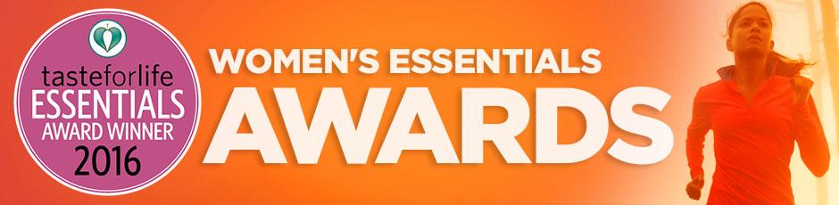2016 Women's Essentials Awards
