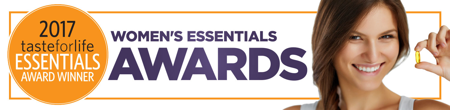 2017 Taste for Life Women's Essentials Awards