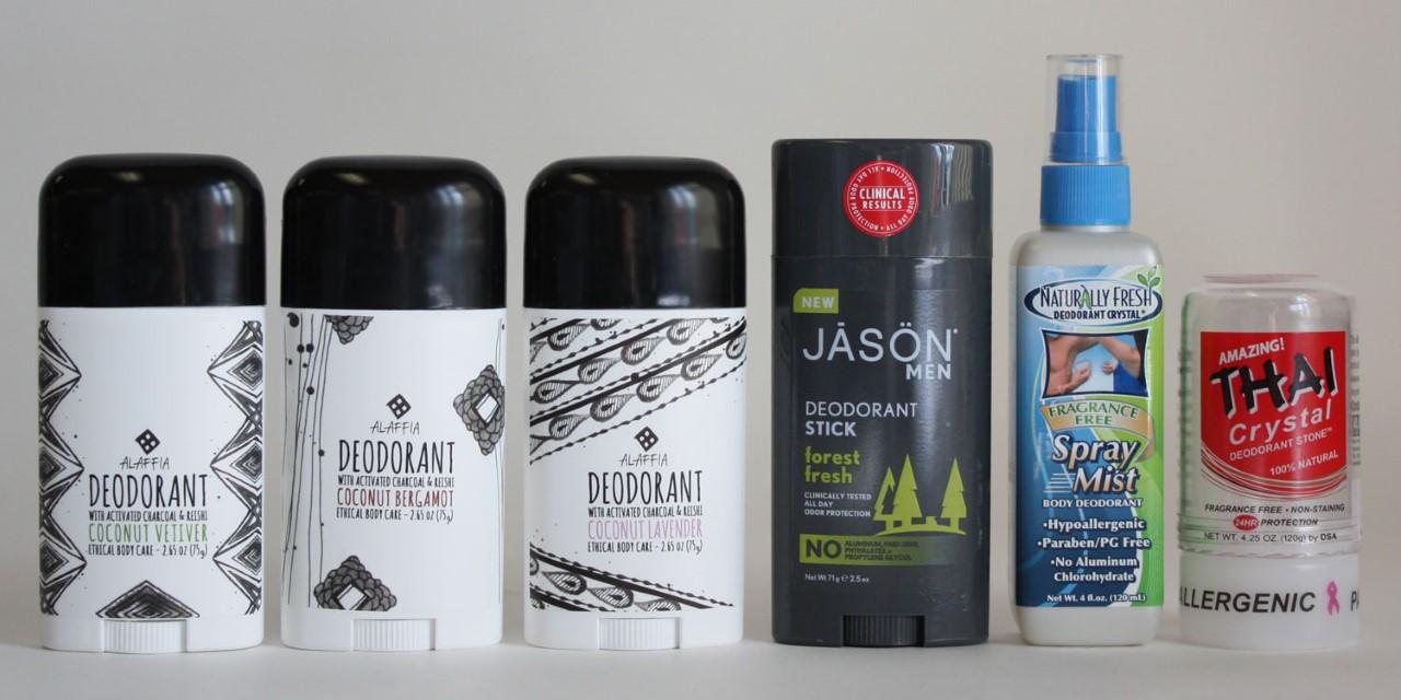 Deodorant Giveaway