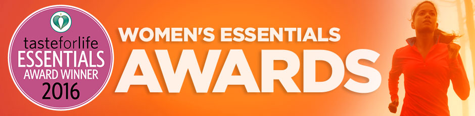 2016 Taste for Life Women's Essentials Awards