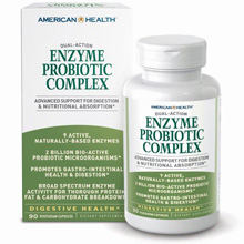 American Health Enzyme Probiotic Complex