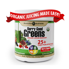 BioActive Nutrients Berry Good Greens