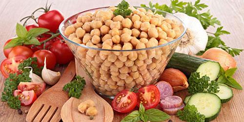 Chickpea Confetti Salad