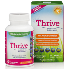 JustThrive Probiotic & Antioxidant