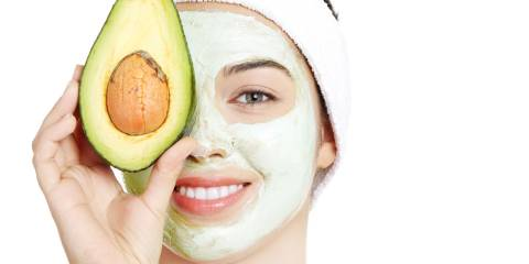 DIY Avocado Facial Mask
