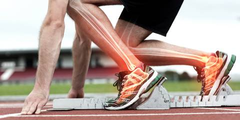 Bone health of a runner