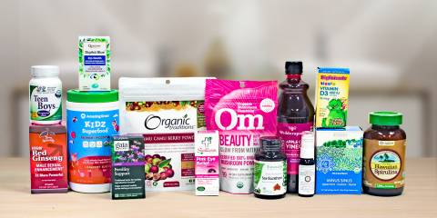 all-natural products for the new year
