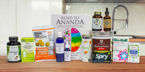 a variety of body-care products, foods, and supplements