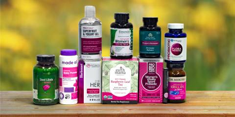 all-natural supplements for women and body care products
