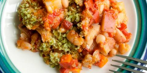 Cassoulet (White Bean Casserole)
