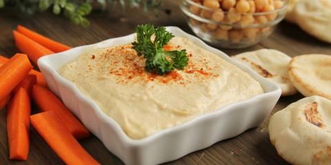 Lite Hummus Dip