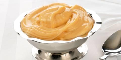 Dairy-free Butterscotch Pudding