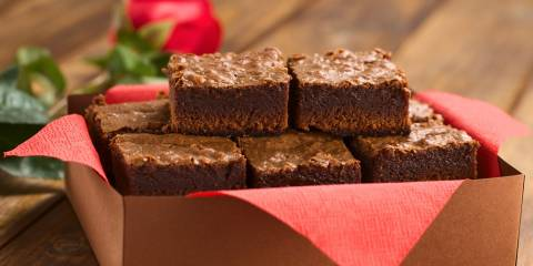 Box of brownies