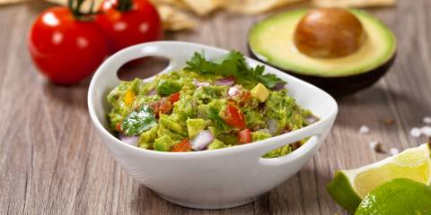 Spicy Avocado and Quinoa Salsa