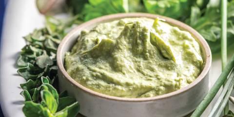 Garlic Tahini Sauce