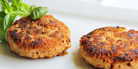 Italian Herb Burgers