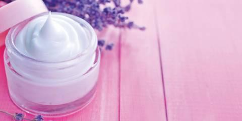 lavendar cream
