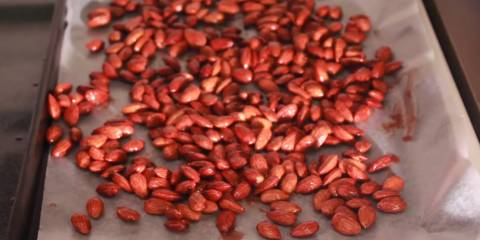 Embedded thumbnail for Honey-Cinnamon Roasted Almonds