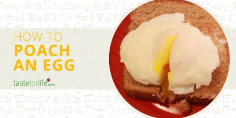 Embedded thumbnail for Easily Make a Poached Egg