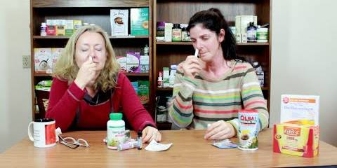 Embedded thumbnail for Cold & Flu Remedies