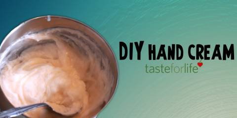 Embedded thumbnail for DIY Hand Cream