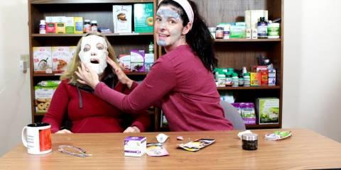 Embedded thumbnail for Natural Facial Masks