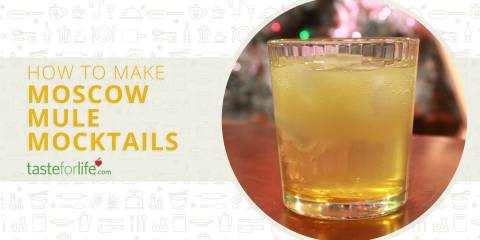 Embedded thumbnail for Moscow Mule Mocktail