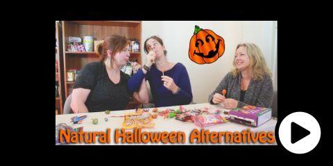 Embedded thumbnail for Natural Halloween Alternatives