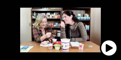 Embedded thumbnail for Yogurt