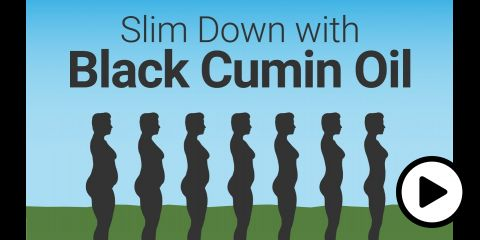 Embedded thumbnail for Video: Slim Down with Black Cumin Oil