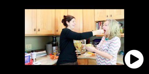 Embedded thumbnail for Homemade Hummus