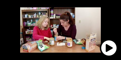 Embedded thumbnail for Natural Peanut Butter