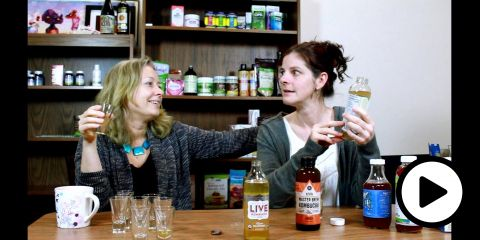 Embedded thumbnail for Tasting Kombucha