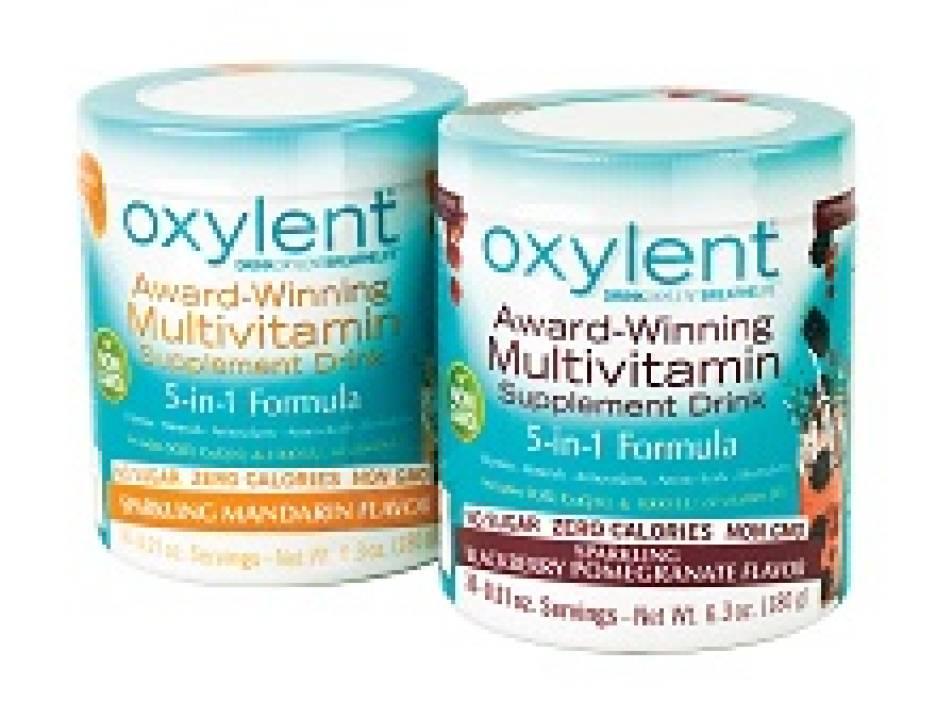Oxylent® 5-in-1 Multivitamin Drink