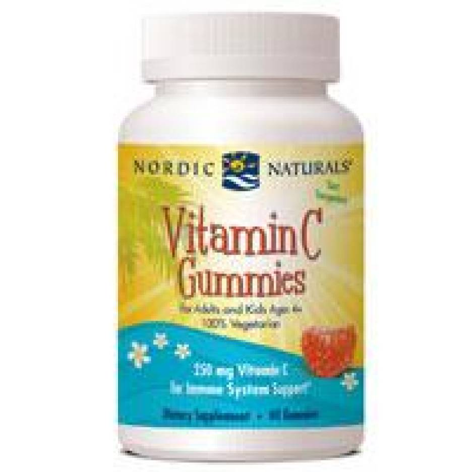 Nordic Naturals Vitamin C Gummies