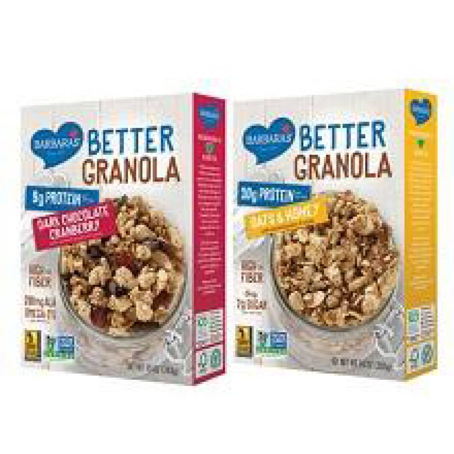 Barbara's Better Granola
