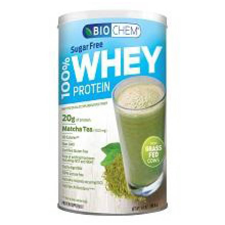 BioChem Whey Protein Matcha