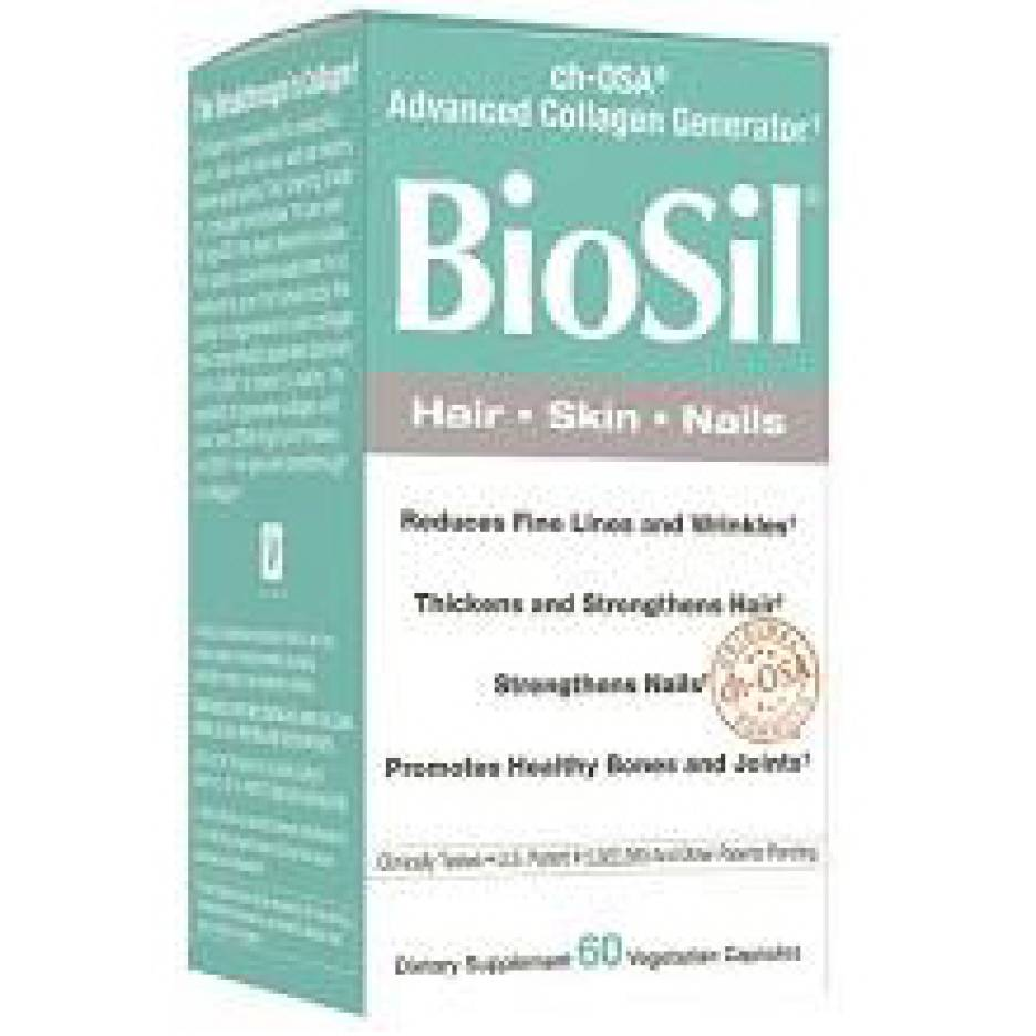 BioSil Hair, Skin, Nails from Natural Factors