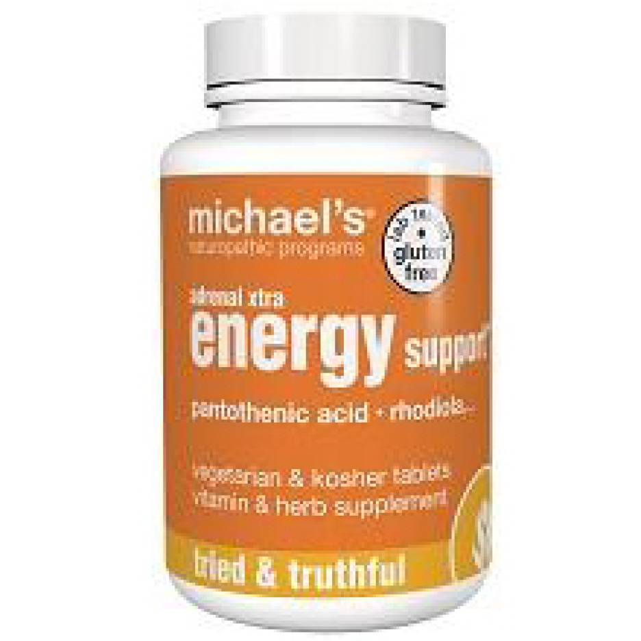 Michael's Health Adrenal Xtra Energy Support