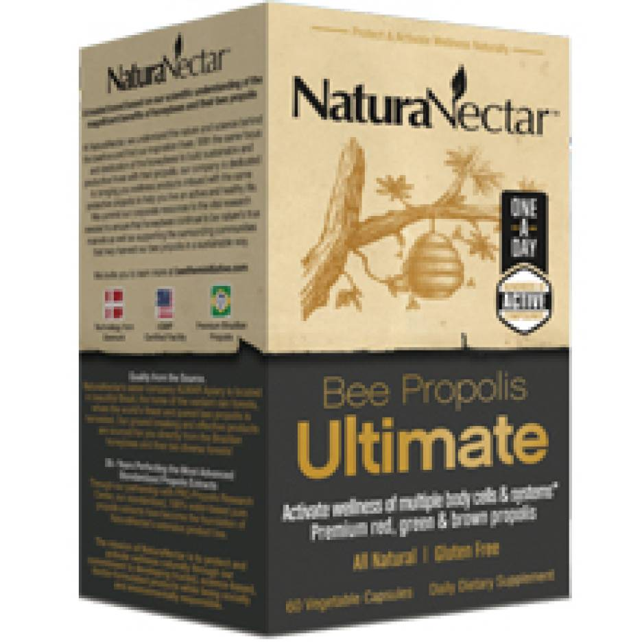 Natura Nectar Bee Propolis Ultimate
