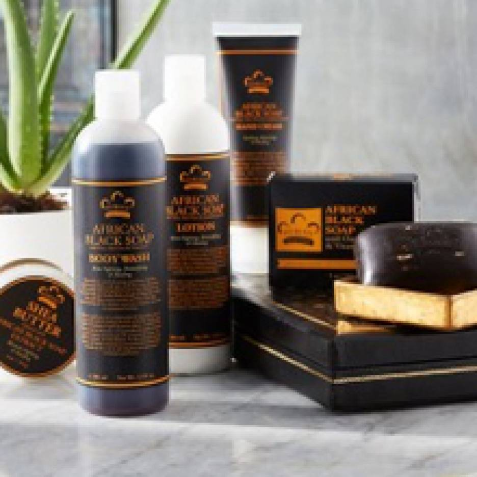 Nubian Heritage's African Black Soap