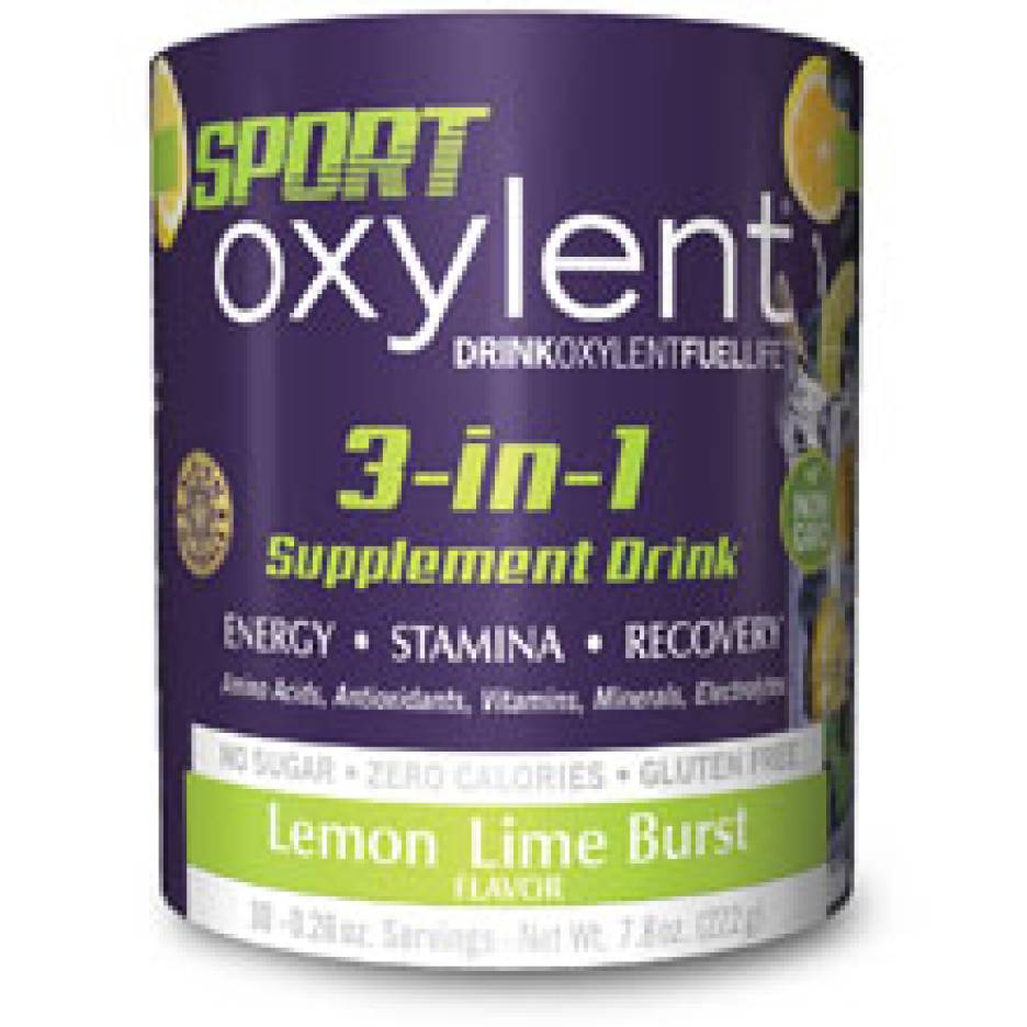 Sport Oxylent Lemon Lime Burst