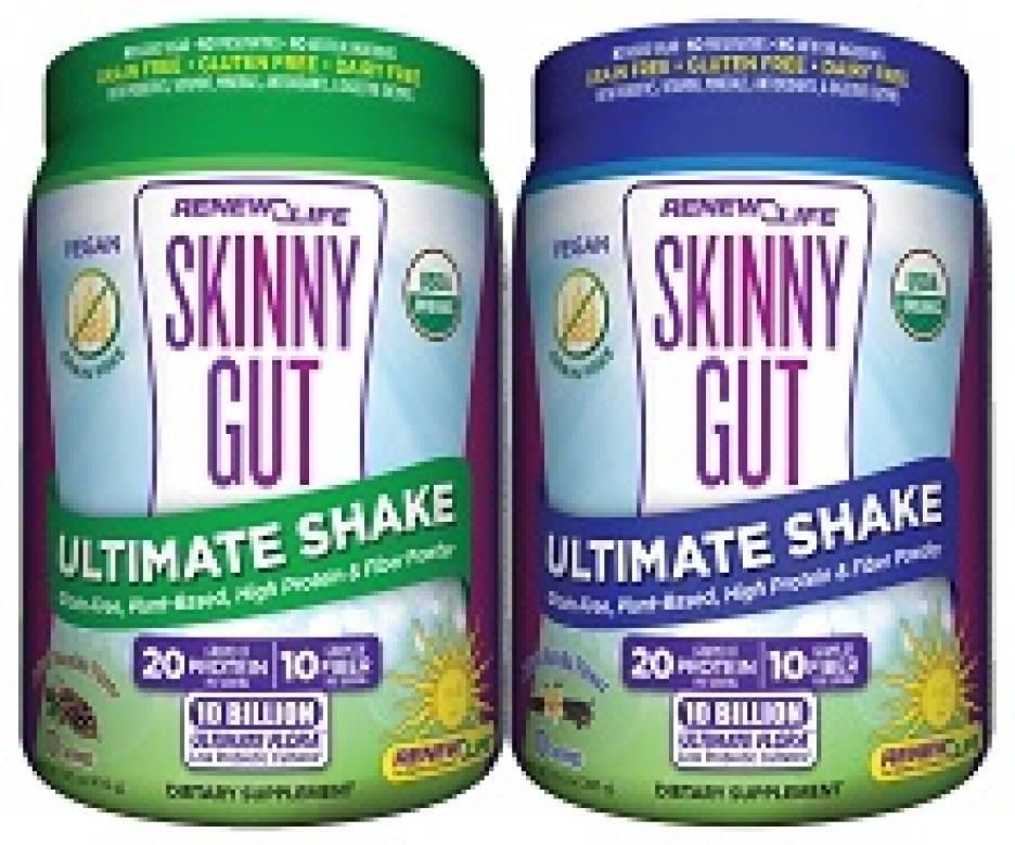 Renew Life Skinny Gut Ultimate Shake