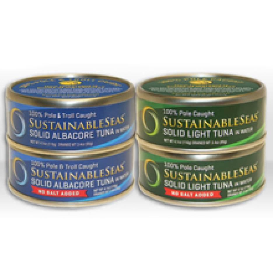Sustainable Seas tuna
