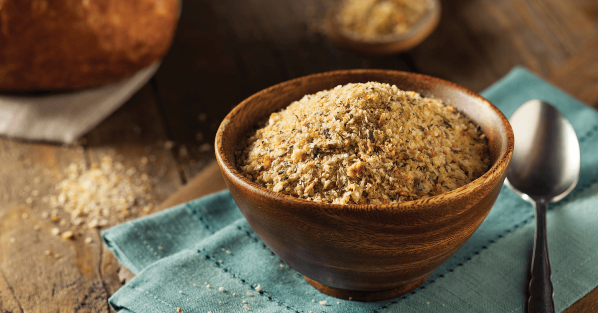 Homemade Bread Crumbs | Taste For Life