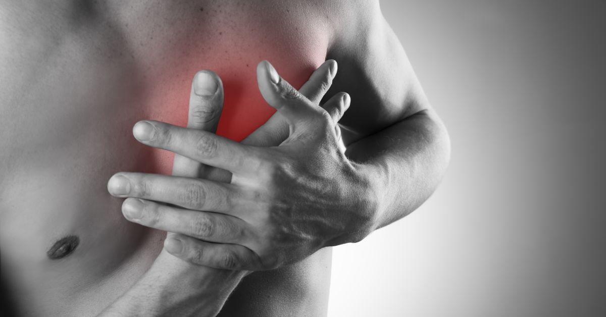 lidoderm patch for chest pain