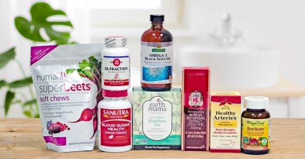all-natural supplements for heart health