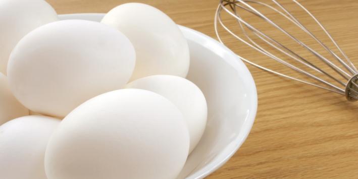 eggs ready to be beaten