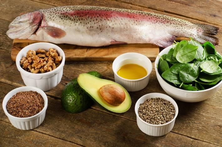 Anti-inflammatory foods.