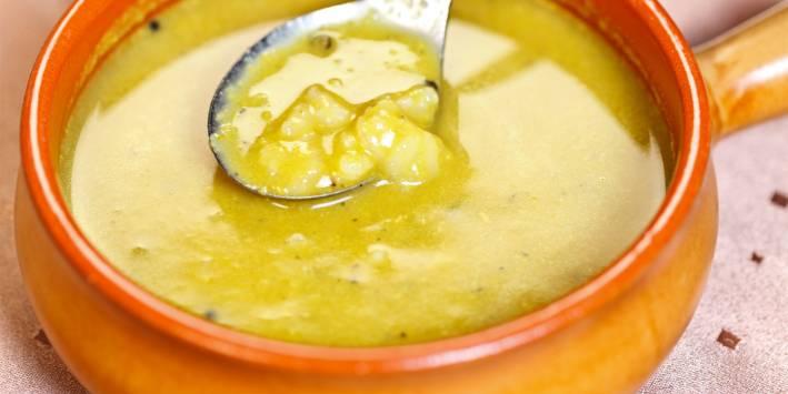 Apple Mulligatawny Soup